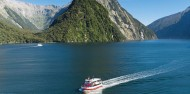 Milford Sound Coach & Cruise from Te Anau - Southern Discoveries image 3