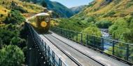 Taieri Gorge Railway & Otago Peninsula image 1