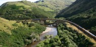 Taieri Gorge Railway & Otago Peninsula image 2