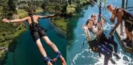 Taupo Bungy & Swing Combo - AJ Hackett image 1