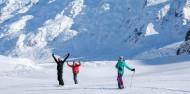 Ski the Tasman ex Queenstown - True South image 1