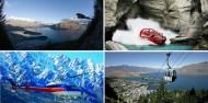 Jet Heli Luge Gondola Ledge Bungy - High Jump image 1