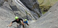 Via Ferrata Climbing - Wildwire image 6