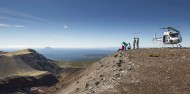 Eruption Trail Tour and Guided Walk by Helicopter – Volcanic Air image 2