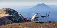 Eruption Trail Tour and Guided Walk by Helicopter – Volcanic Air image 4