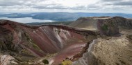 Eruption Trail Tour and Guided Walk by Helicopter – Volcanic Air image 5