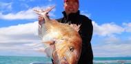 Waiheke Fishing Charter & Wine Tour - Enjoi Wine Tours image 1