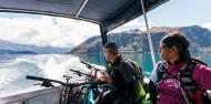 Mountain Biking - Wanaka Bike Tours Heli Biking image 2