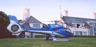 Helicopter Flight - Wharekauhau Heli Lunch image 3