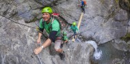Via Ferrata Climbing - Wildwire image 8