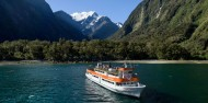 Milford Sound Coach & Cruise From Queenstown - Go Orange image 4