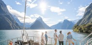 Milford Sound Coach & Cruise from Queenstown - Real Journeys image 8