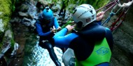 Canyoning - Gibbston Valley  Half Day Canyon image 4