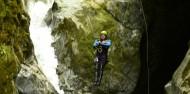 Canyoning - Mt Aspiring image 2