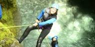 Canyoning - Mt Aspiring image 4