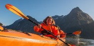 Kayaking - Go Orange image 1