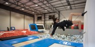 Trampolining - SITE Indoor Freestyle Centre image 4