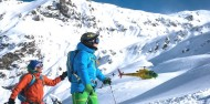 Heli Skiing - Alpine Heli Ski image 3