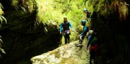 Canyoning - Mt Aspiring image 8