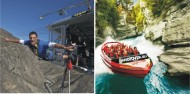 Bungy & Jet Boat Combo image 1