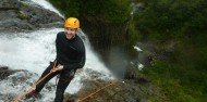 Canyoning - Sleeping God Canyon image 9