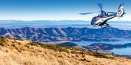 Helicopter Flight - Christchurch Scenic Flights & You Fly Trial Flights image 1