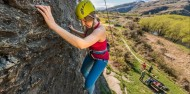 Rock Climbing & Abseiling image 5