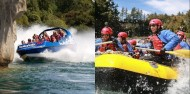 Jet boat & Raft - H2Ohh Combo image 1