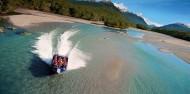Jet boat - Dart River Wilderness Jet image 1