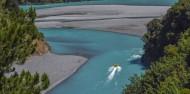 Jet Boat - Discovery Jet Rakaia Gorge image 3