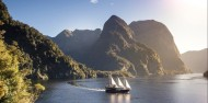 Doubtful Sound Overnight Cruise Twin Share image 1