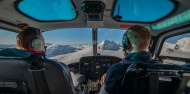 Helicopter Flight - Alpine Snow Landing image 2