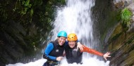 Canyoning - Gibbston Valley  Half Day Canyon image 5