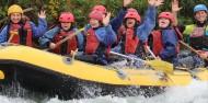 Rafting - Lower Tongariro River Family Floats image 6