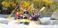 Rafting - Lower Tongariro River Family Floats image 2