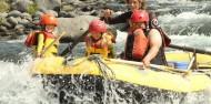 Rafting - Lower Tongariro River Family Floats image 1