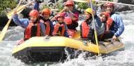 Rafting - Lower Tongariro River Family Floats image 4