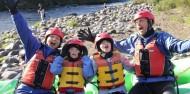 Rafting - Lower Tongariro River Family Floats image 3