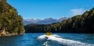 Jet boat - Fiordland Jet image 4