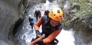 Canyoning - Gibbston Valley  Half Day Canyon image 2