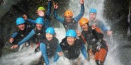 Canyoning - Gibbston Valley  Half Day Canyon image 3