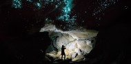 Waitomo Glow Worm Caves - Glowing Adventures image 1