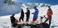 Heli Skiing - Mount Cook Heliski image 8