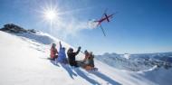 Heli Skiing - Mount Cook Heliski image 1