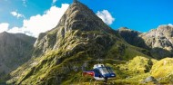 Helicopter Flight - Milford & Alps image 7