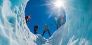 Heli Hike - Mount Cook Tasman Glacier image 2