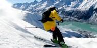 Heli Skiing - Mount Cook Heliski image 5