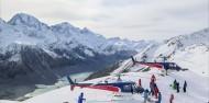 Heli Skiing - Mount Cook Heliski image 6