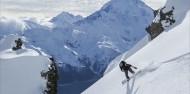 Heli Skiing - Mount Cook Heliski image 3