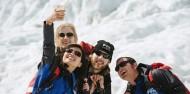Heli Hike - Fox Glacier Guiding image 4